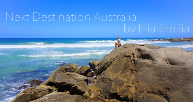 Next destination Australia